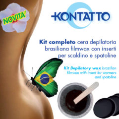 Kit completo crema depilatoria